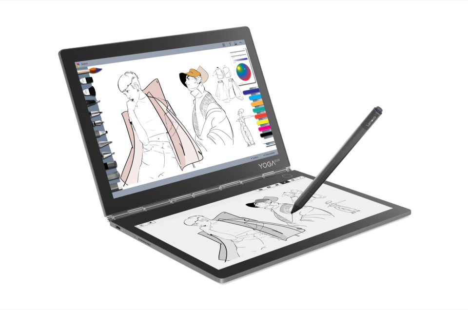 Test av Lenovo Yoga Book C930