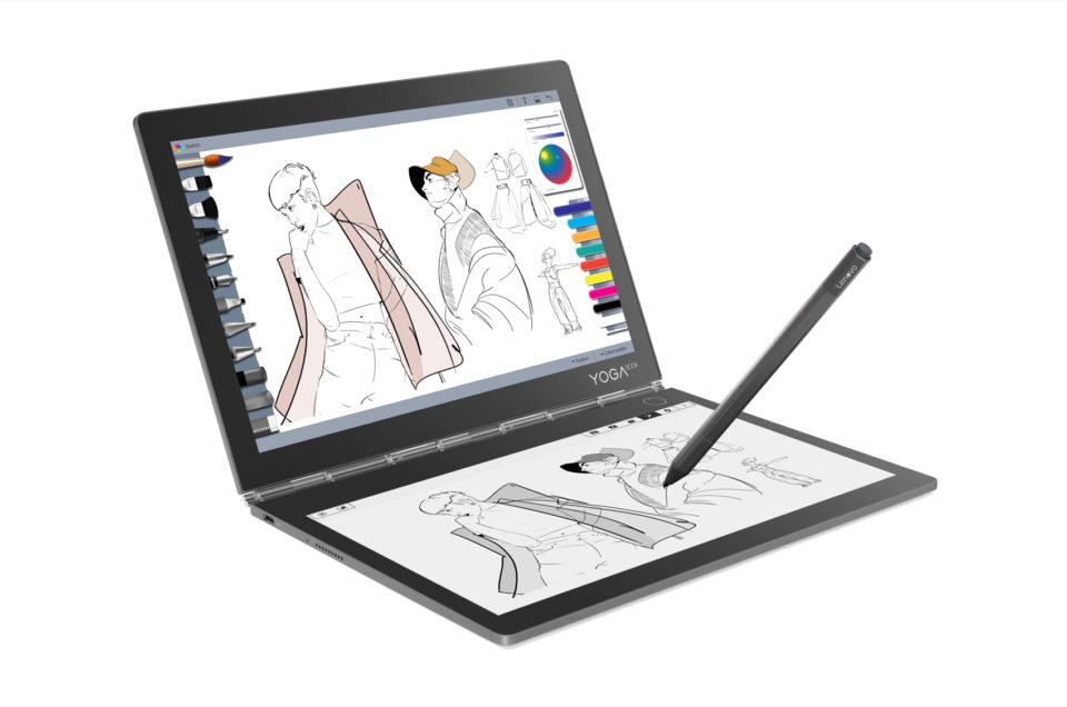 Test av Lenovo Yoga Book C930