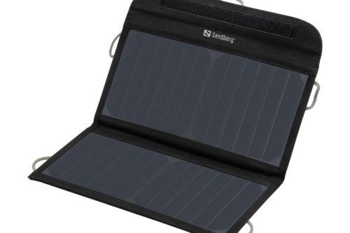 Test av Sandberg Solar Charger 13W