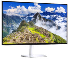 Test av Dell S2710DC